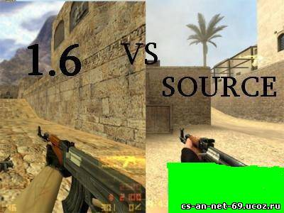 Counter Strike Source server (no-steam) by STRELOK viRUS