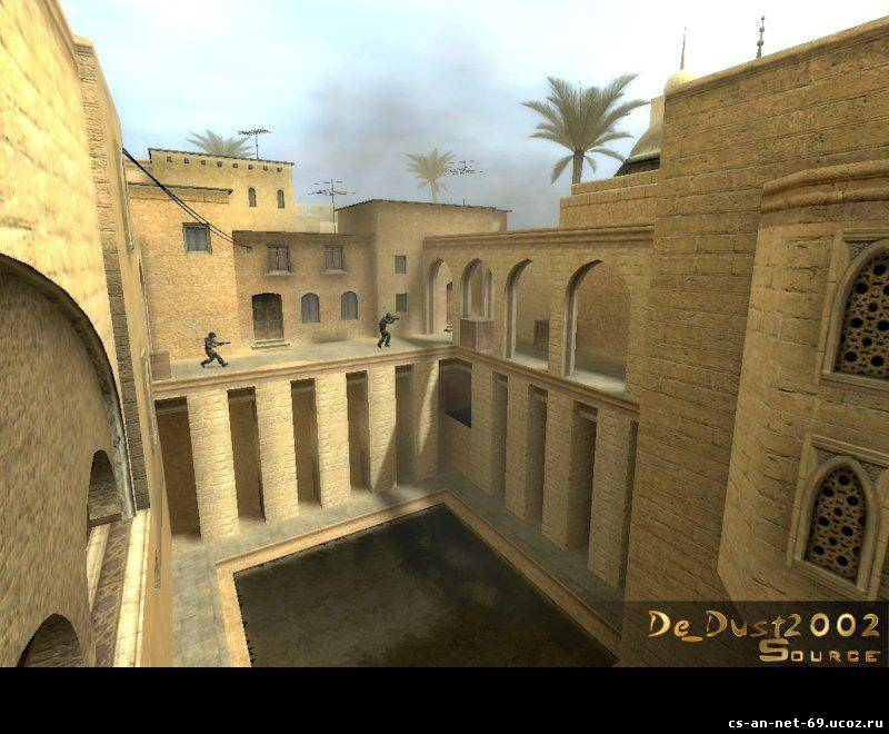 de_dust2002-source карта для кс соурс